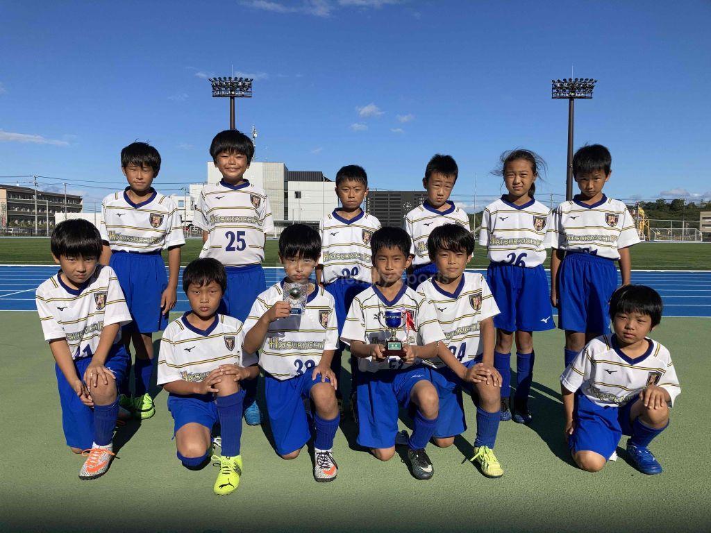 第7回 KENDO CUP U-9 優勝 廿日市FC