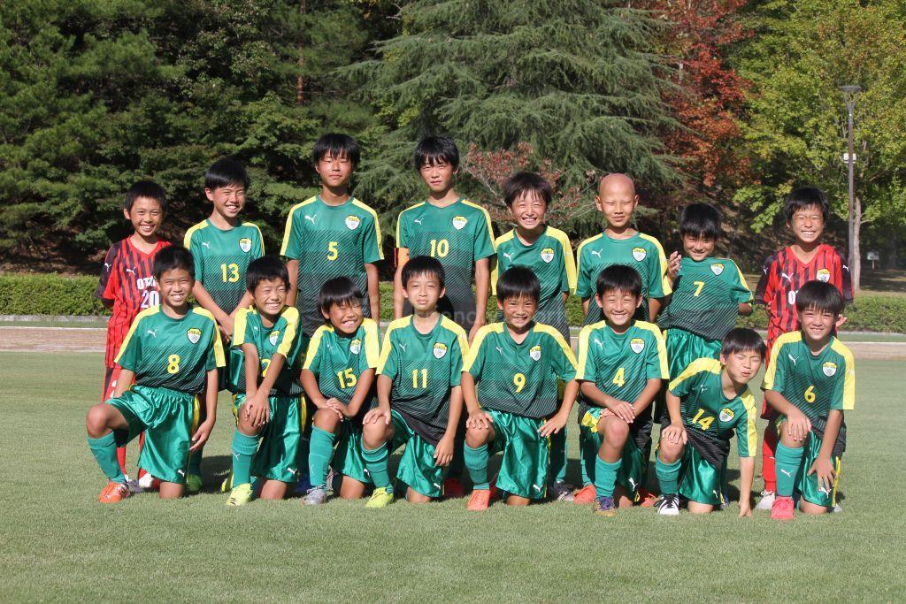 全日本少年サッカー大会 西支部予選 優勝 大竹